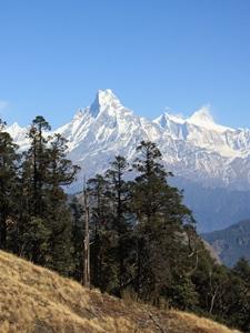 Beeindruckende Berglandschaften faszinieren trotz Höhe