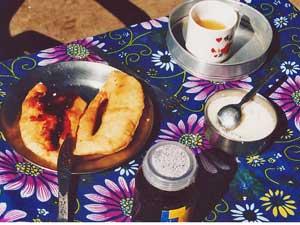 Kräftigendes Frühstück vor Ihrer Wanderung