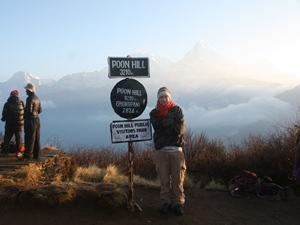 Nepal Trekking Poon Hill