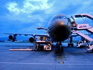 Internationaler Rückflug ab Kathmandu