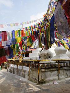 Namobuddha beim Nepal Trekking