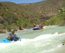 Rafting-Erlebnis auf dem Trisuli Fluss