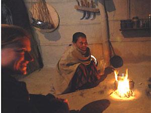 3 Wochen Nepal: Besuch bei einer Tharu Familie