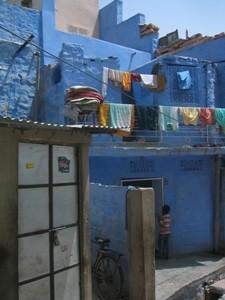 Indien Nepal Reise: Die blaue Stadt Jodhpur