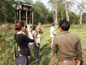 Wanderung Dschungel