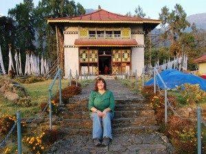 Tempel Sikkim