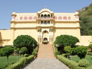 Easy going bij de Maharadja's van Jaipur