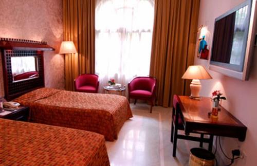 india airport hotelkamer delhi