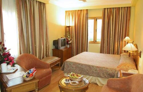 amritsar hotelkamer