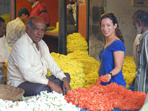 india bloemenmarkt mysore