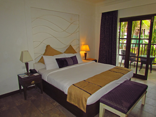 boutique hotel goa kamer