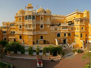 paleis india deogarh