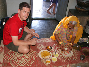 reisverslagen India - familie