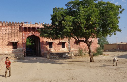 india fort chandelao rajasthan