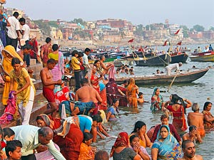 ganges rondreis Noord India