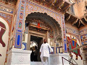 cultuur rondreis India Mandawa