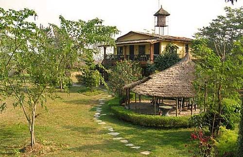 hotel chitwan jungle india