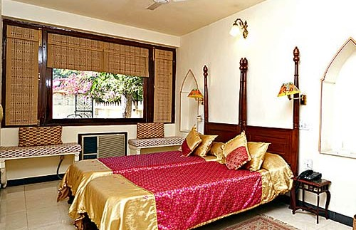hotel jaipur room india