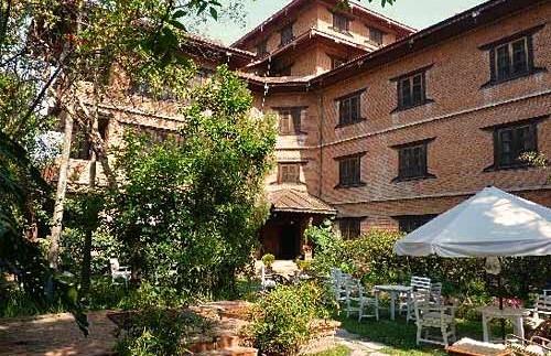 hotel kathmandu tuin nepal