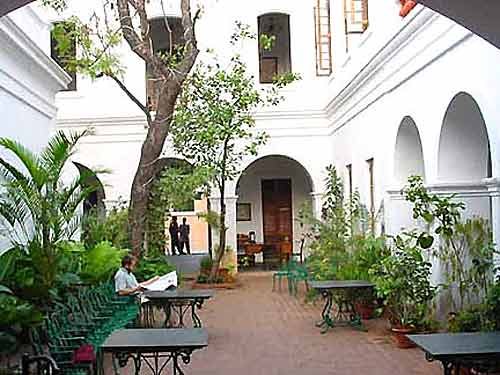 hotel pondicherry
