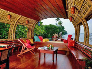 india houseboat luxer