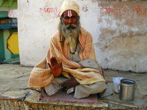 india bedelaar