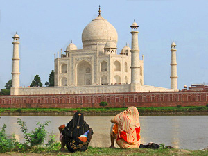India highlights taj mahal