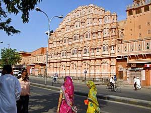 india jaipur vakantie