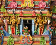 Levende tempels van het zuiden