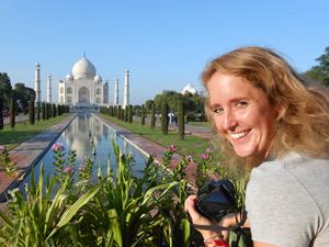 individuele rondreis india - taj mahal