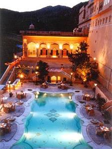 Luxe vakantie Jaipur Samode