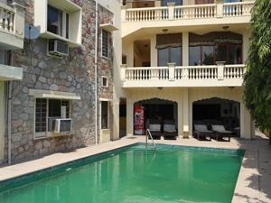 india jaipur zwembad