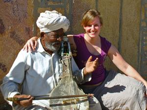 india jaisalmer muzikant