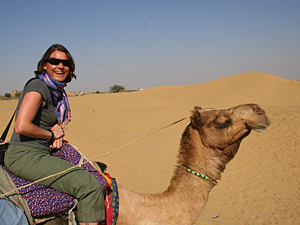 reis India - Jaisalmer woestijn
