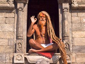 India combineren met Nepal en Bhutan