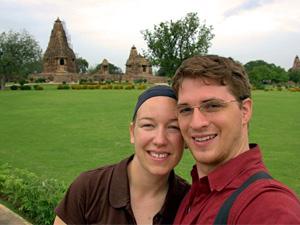 india varanasi khajuraho tempels