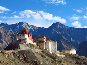 ladakh india klooster