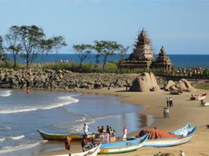 mamallapuram strand