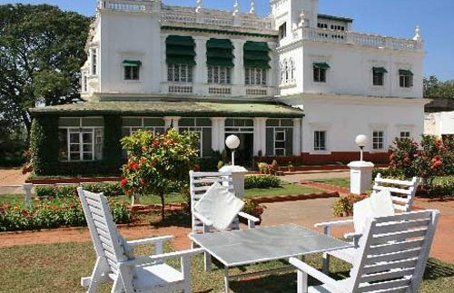 mysore hotel front