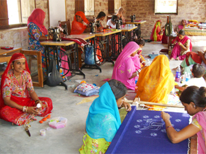 platteland rajastan project
