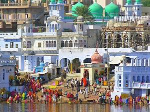 pushkar meer reis Rajasthan
