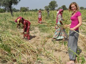 noord india platteland jodhpur