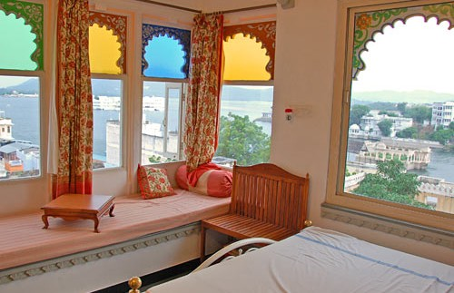 india udaipur hotelkamer