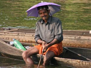Praktische informatie India - visser