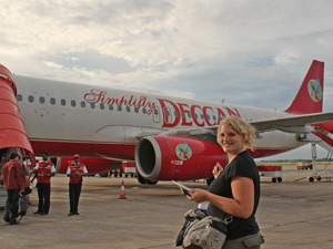 vliegveld india
