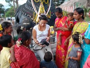 Vakantie India - ontmoeting met locals