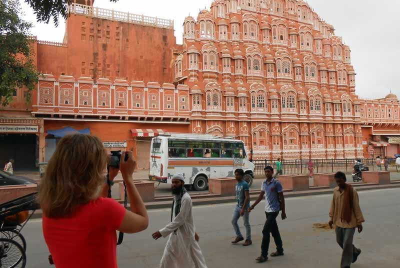 Rondreizen India - Jaipur