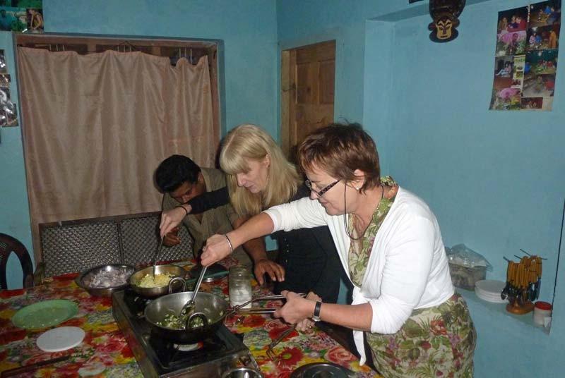 Curry koken tijdens je India reis