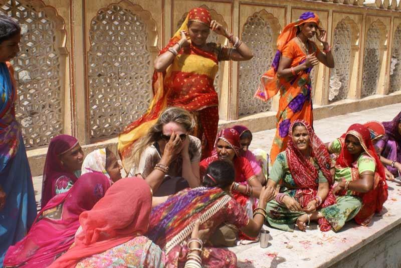 Ontmoetingen tijdens je India vakantie
