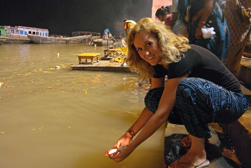 Vakantie India - Varanasi